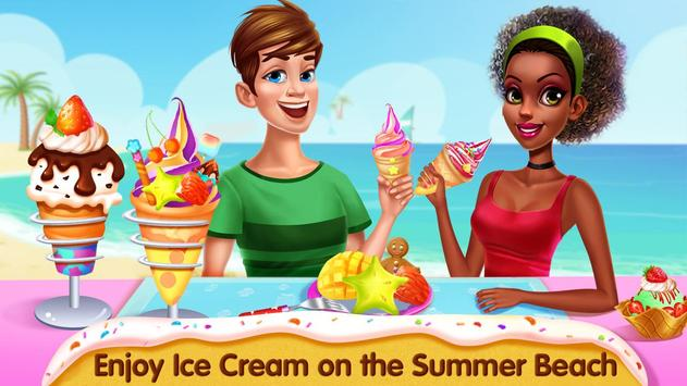 🍦🍦Ice Cream Master 2 - Frozen Food Shop screenshot 7