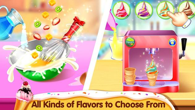 🍦🍦Ice Cream Master 2 - Frozen Food Shop screenshot 8