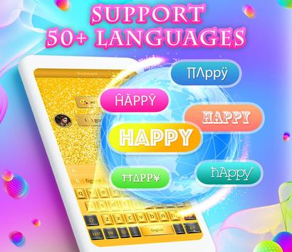 Kiwi Keyboard–Emoji, Original Stickers, and GIFs screenshot 6