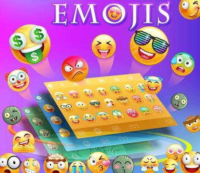 Kiwi Keyboard–Emoji, Original Stickers, and GIFs poster