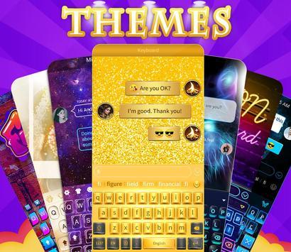 Kiwi Keyboard–Emoji, Original Stickers, and GIFs screenshot 1