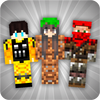 Camuflagem Skins para Minecraft PE ícone