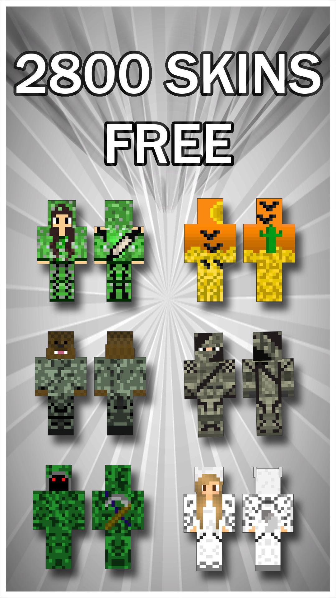 Kamuflase Skins Untuk Minecraft PE for Android - APK Download