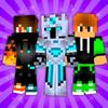 Skins Boys For Minecraft PE أيقونة