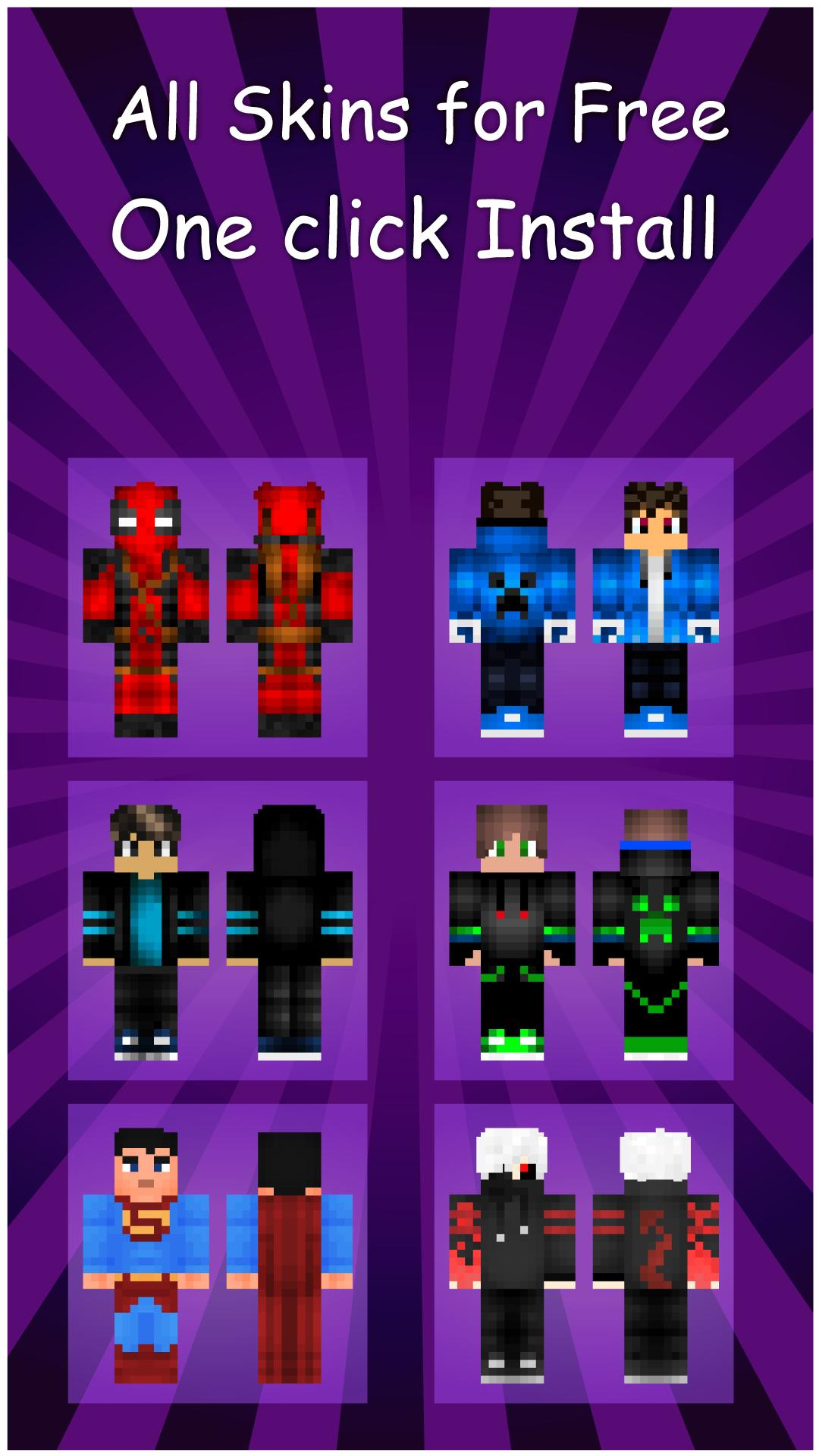 Boys Skins For Minecraft For Android Apk Download