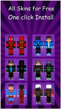 Boys Skins For Minecraft screenshot 2
