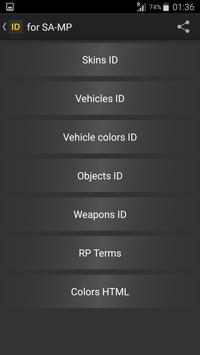 ID untuk SA-MP