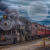 رواية قطار منتصف الليل biểu tượng