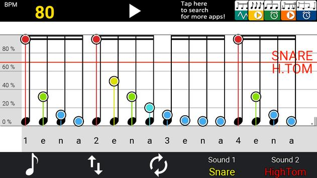 Drum Dynamic Player screenshot 1