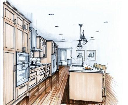 Kitchen Sketch Design For Android Apk Download