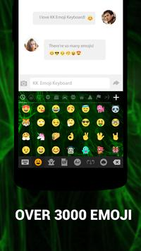 Keyboard - Emoji, Emoticons الملصق
