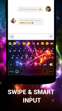 Keyboard - Emoji, Emoticons تصوير الشاشة 5