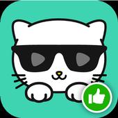 Kitty Live icon