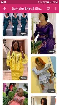 Bamako SKirt & BLouse Designs. screenshot 11
