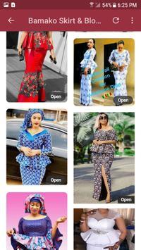 Bamako SKirt & BLouse Designs. screenshot 12