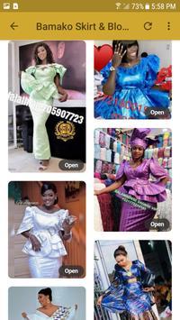 Bamako SKirt & BLouse Designs. screenshot 18