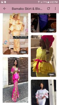 Bamako SKirt & BLouse Designs. screenshot 19