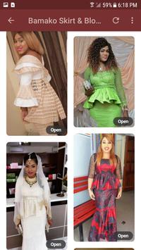 Bamako SKirt & BLouse Designs. screenshot 7