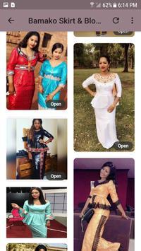 Bamako SKirt & BLouse Designs. screenshot 9