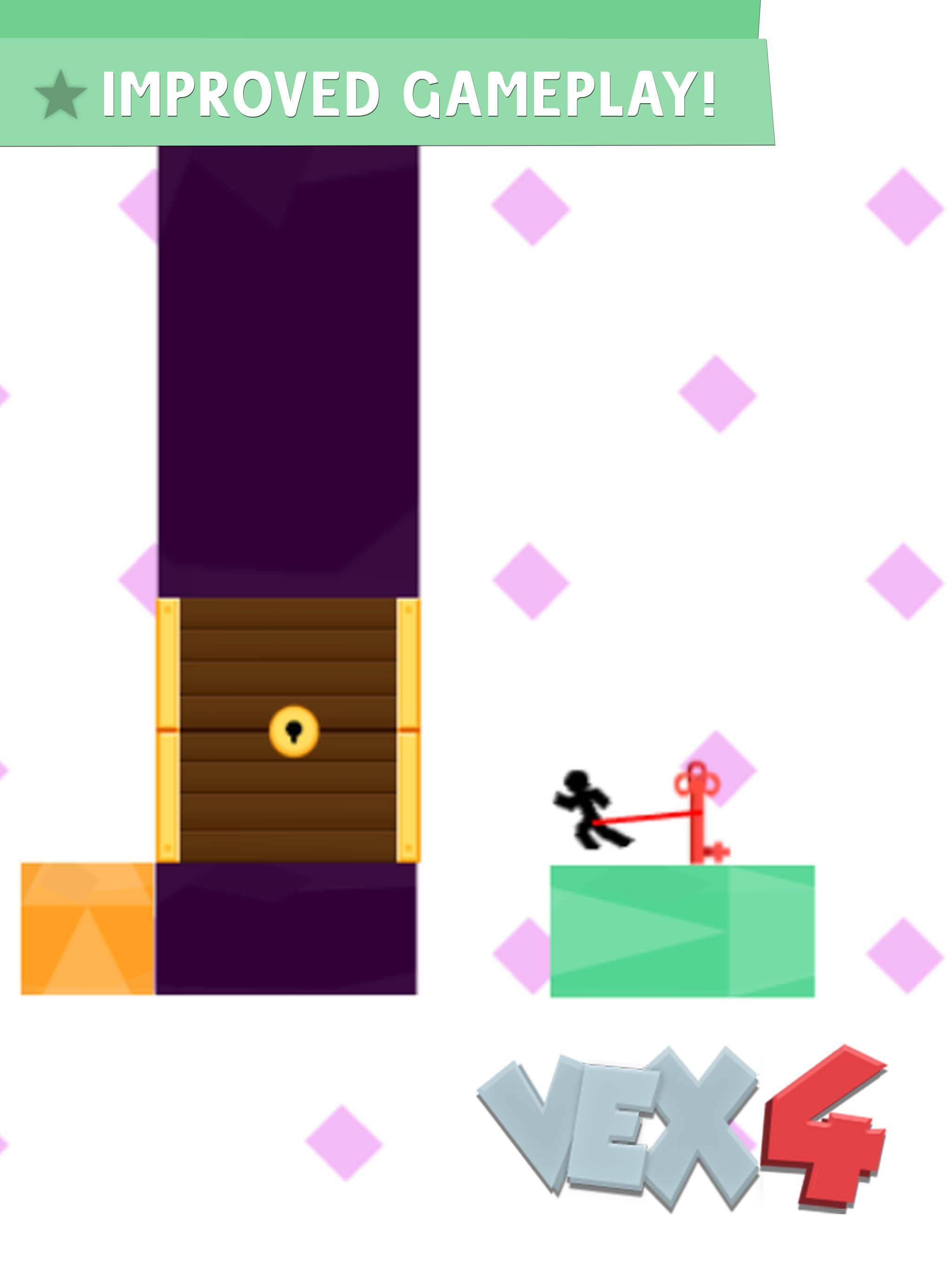Vex 4 Free Addictive Games By Kizi For Android Apk Download