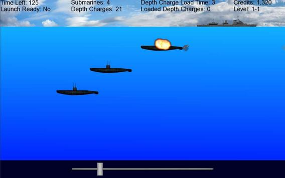 Submarine Destroyer screenshot 7
