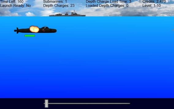 Submarine Destroyer screenshot 8