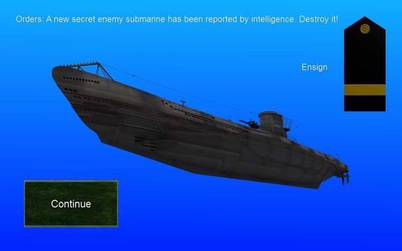Submarine Destroyer screenshot 9