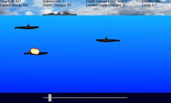 Submarine Destroyer poster