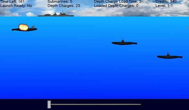 Submarine Destroyer screenshot 14