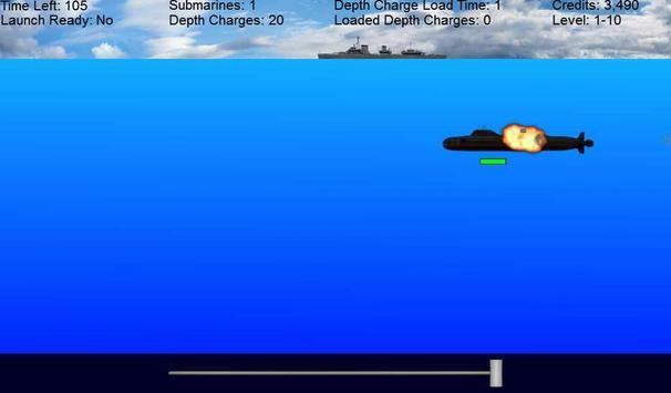 Submarine Destroyer screenshot 15