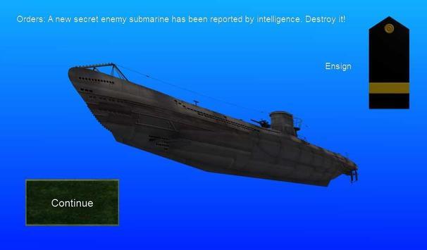 Submarine Destroyer screenshot 16