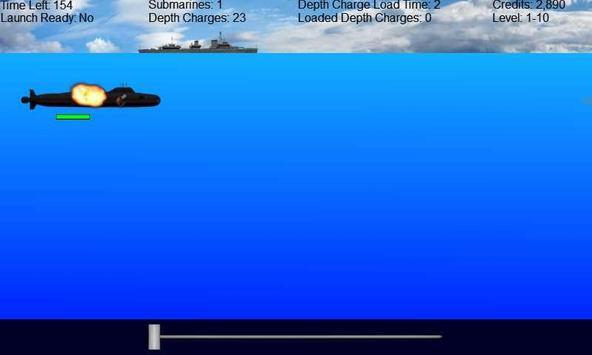 Submarine Destroyer screenshot 1