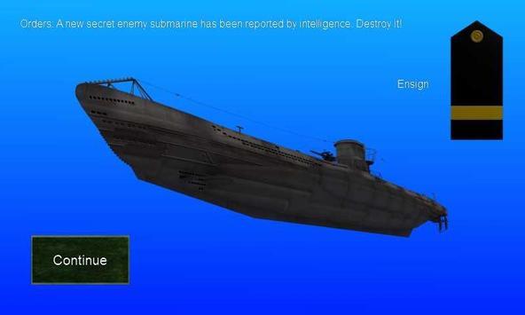 Submarine Destroyer screenshot 2