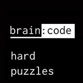 brain code:Herausfordernde Rätsel,knifflige Rätsel Zeichen