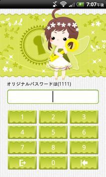 Fairy App Lock poster