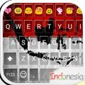 Indonesia Emoji Keyboard Theme