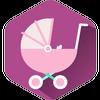 Gün Gün Bebek Bakımı, Gelişimi, takibi, beslenme simgesi