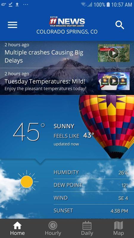 Kktv weather