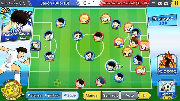 Captain Tsubasa: Dream Team Poster