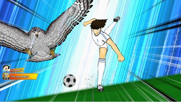Captain Tsubasa: Dream Team captura de pantalla 2