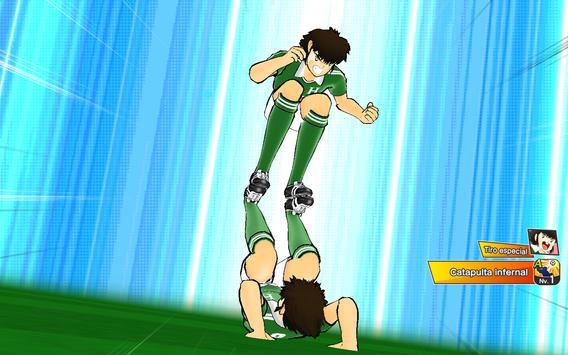 Captain Tsubasa: Dream Team captura de pantalla 9