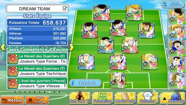 Captain Tsubasa (Olive et Tom): Dream Team capture d'écran 16
