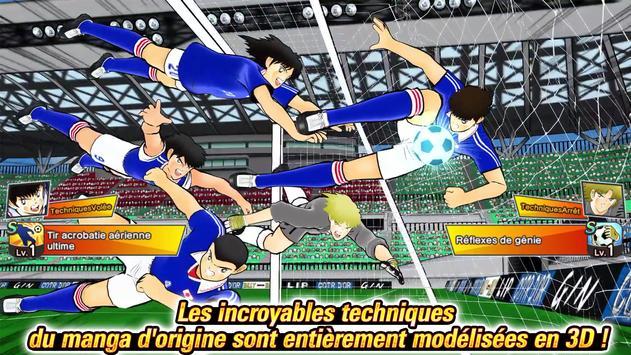 Captain Tsubasa (Olive et Tom): Dream Team capture d'écran 14