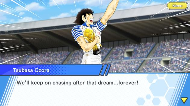 Captain Tsubasa: Dream Team screenshot 5