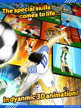 Captain Tsubasa: Dream Team screenshot 9