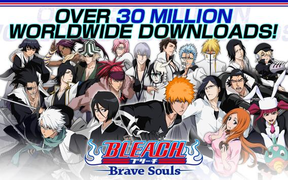BLEACH Brave Souls capture d'écran 6