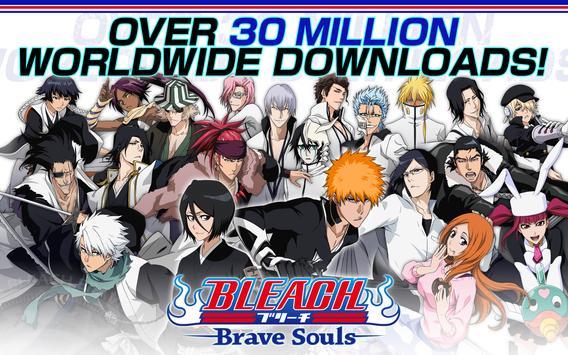 BLEACH Brave Souls captura de pantalla 6