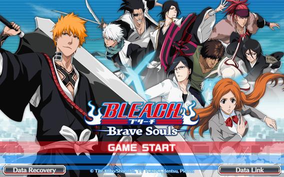 BLEACH Brave Souls - 3D Action Ekran Görüntüsü 7
