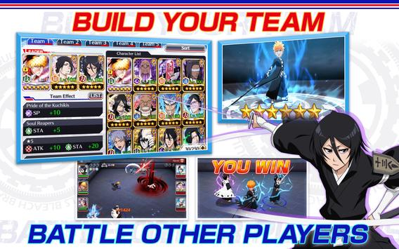 BLEACH Brave Souls imagem de tela 9