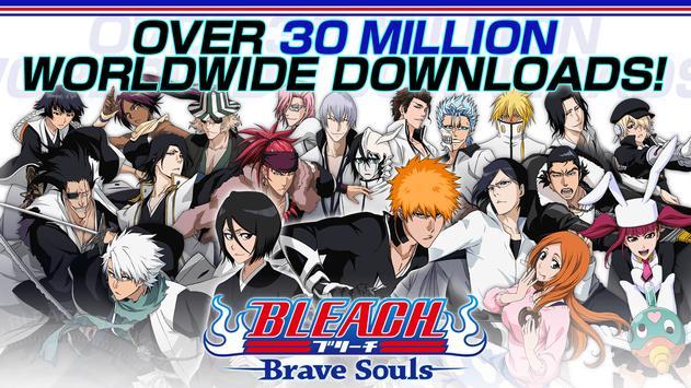 BLEACH Brave Souls Plakat